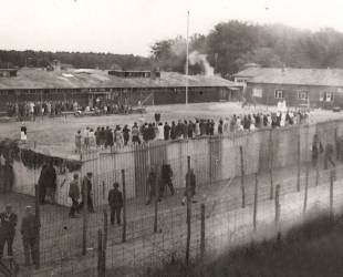 Kamp Amersfoort tijdens de oorlog